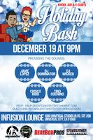 Khool Aid & E-Dub's Holiday Bash