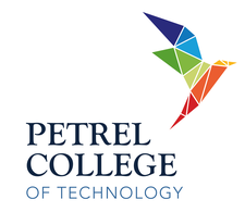 Petrel College of Technology logo