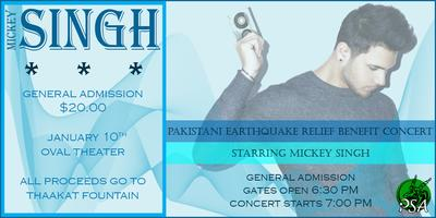 Pakistan Earthquake Reliefe Benefit Concert Featuring...