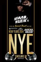 Temple New Years Eve 2014 ft ARAABMUZIK