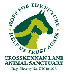 Crosskennan Animal Lane Sanctuary logo