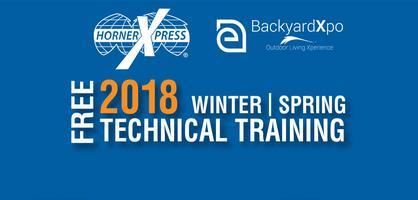 BackyardXpo Think Outside the Pool Seminar -3/22/18