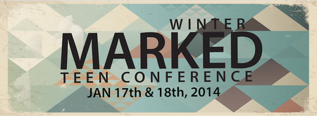 Winter Marked Teen Conference - 2014