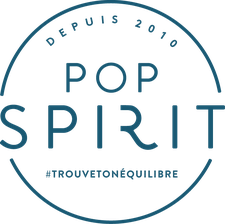 POP SPIRIT  logo