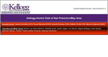 Jan 13, 2014 - Kellogg Life Science Alumni Mixer at the 2014 JP...