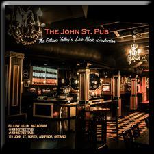 The John St. Pub logo