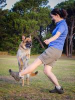 Dog Tricks & Games Class