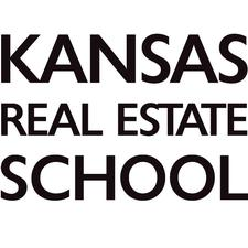 Kansas Real Estate School logo