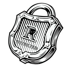 Restricted Entertainment (Official) logo