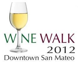 San Mateo Wine Walk 2012