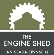 Historic Environment Scotland, The Engine Shed logo