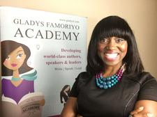 Grace Gladys Famoriyo - Publishing Guru | Women's Inspirer | Author | Speaker logo