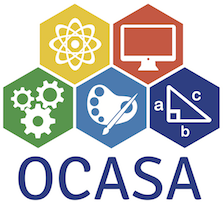 Orange County Academy of Sciences and Arts logo