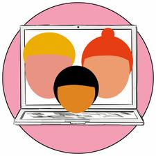 Blogfamilia e.V.  logo