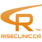 Rise Anxiety & Depression Clinic logo