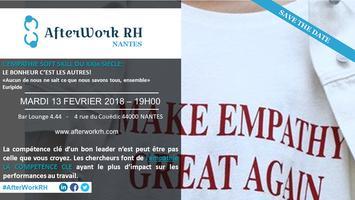 AfterWork RH Nantes :  l'empathie, soft skill du...