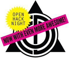 logo Join us for Hacknight, every Wednesday at Gangplank Tucson