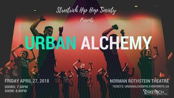 URBAN ALCHEMY 8