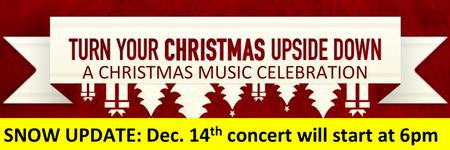 Turn Your Christmas Upside Down (A Christmas Music...