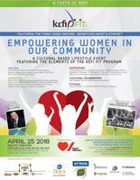 A TASTE OF KEFI/FUNDRAISING EVENT Presented by KEFI Fit™ benefiting the Heart & Stroke Foundation
