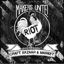 Beth Deel, RIOT Rooster logo