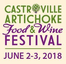 Castroville Artichoke Food & Wine Festival logo