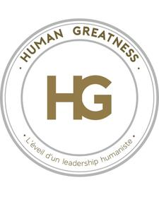 Human Greatness logo