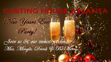 2014 CASTING HOUSE ATLANTA New Year's Eve Industry...