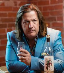 Robert Sickler, The Voice of Whisky logo