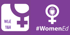 Women Leading in Education Kirklees and Calderdale logo