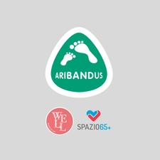 ARIBANDUS | WELL COWORKING logo