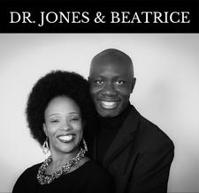 Dr. Jones and Dr. Beatrice (Flower) Lukose logo