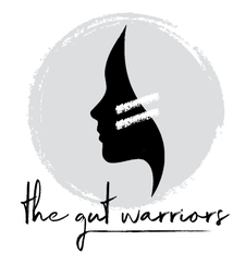 The Gut Warriors logo