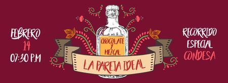 Maridaje de Mezcal y Chocolate