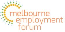 Melbourne Employment Forum logo
