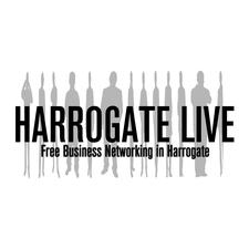 #wetherbyhour, The Harrogate Girl & Graham Whitehead Health logo