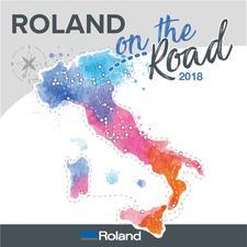 Roland DG | Roland on the Road logo