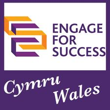 Engage for Success Wales logo