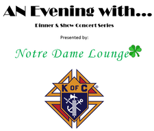 The Notre Dame Lounge (Knights of Columbus Notre Dame Council 3021) logo