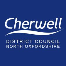 Cherwell District Council Holiday Hubs logo