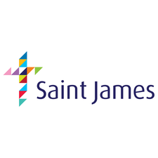 The Two Saint James of Gerrards Cross & Fulmer logo