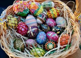 Ukrainian Pysanka Easter Eggs Workshop