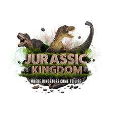 Jurassic Kingdom Tour Leeds logo