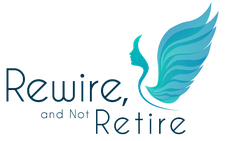 Brenda Kennelly - Rewire and Not Retire logo