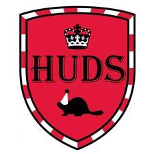 Huron Underground Dramatic Society logo