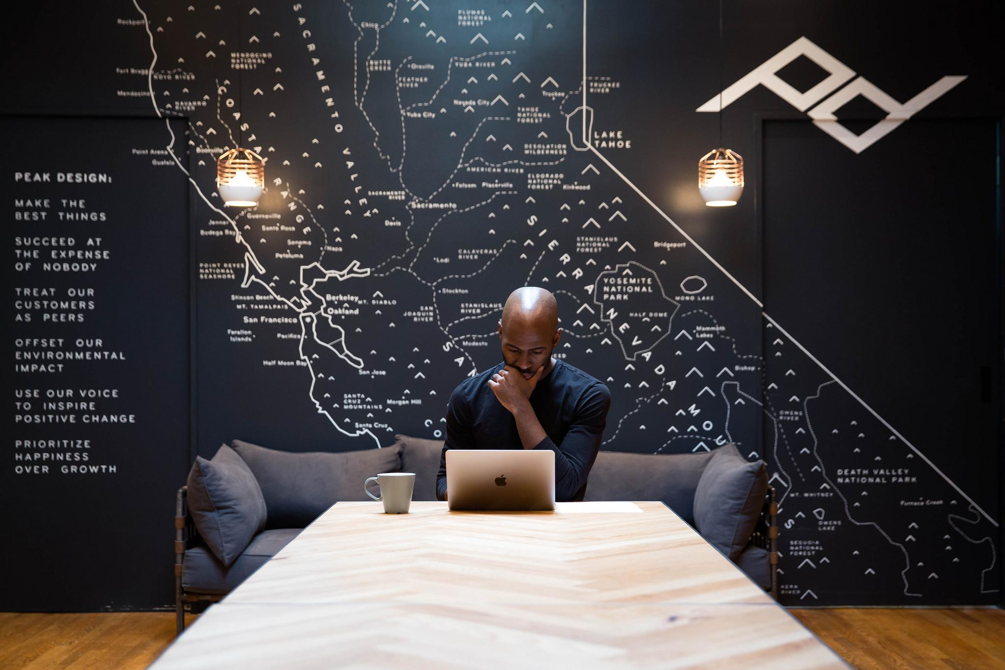 Peak Design: Co-working for Creatives