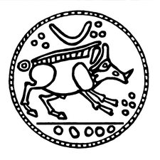 Middle Nene Archaeological Group logo