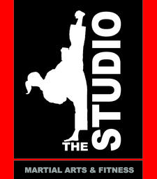 THE STUDIO Martial Arts and Fitness logo