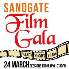 Sandgate Film Gala logo