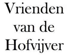 stichting Vrienden van de Hofvijver logo